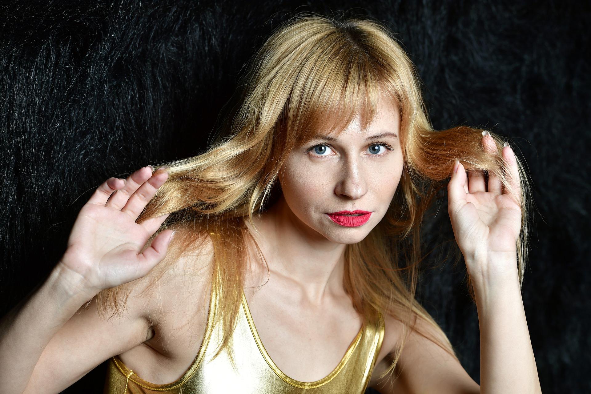 Farbshampoo für blonde Haare