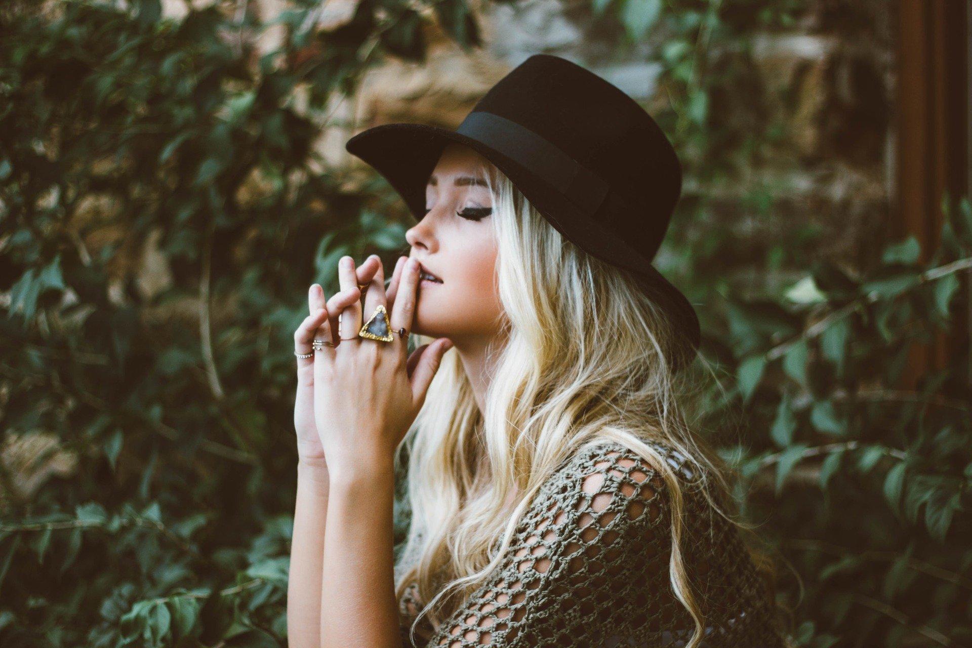 Haarfarben Trends 2020: Warme Blondtöne