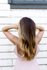 Ombre Hair selber machen
