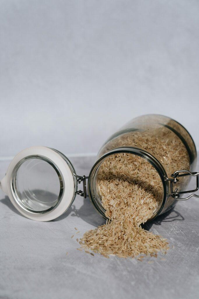 Reiswasser für gesunde Haare
