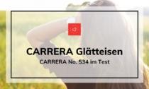 CARRERA Glätteisen: Das CARRERA No. 534 im Test