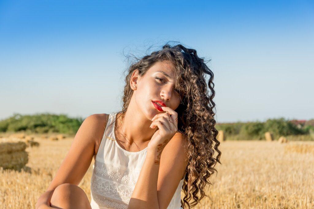 Tipps gegen elektrische Haare