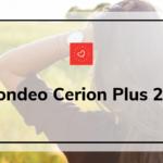 Tondeo Cerion Plus 2.0