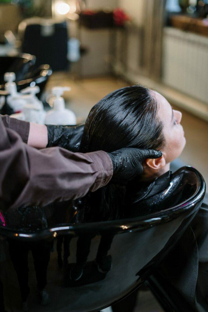 Unterschied zu einer Haarkur und Haarspülung